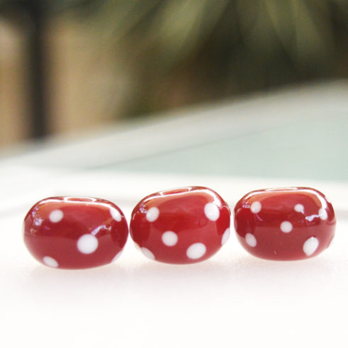 Gorgeous Handmade Glass Beads