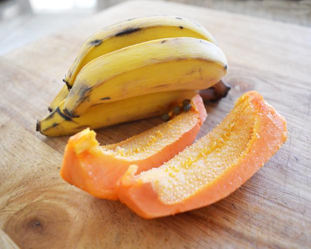 Bananas and PawPaws