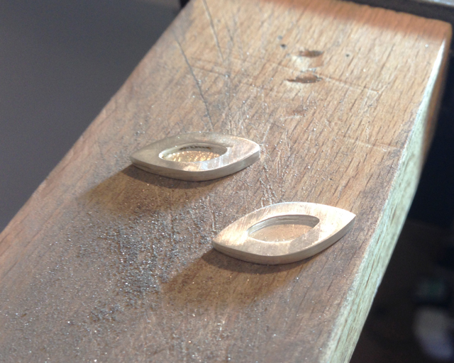 Making Bespoke Silver Jewellery