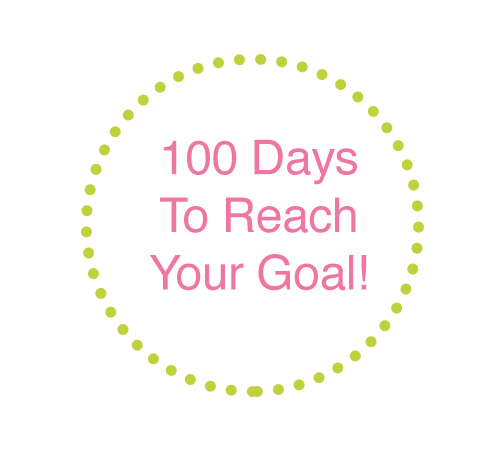 The 100 Day Goal