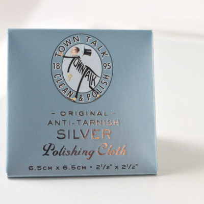 Town Talk Small Silver Polish Cloth
