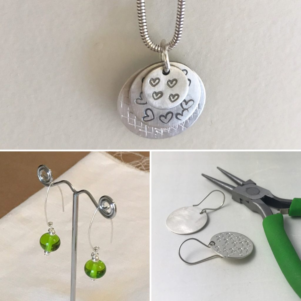 Mobile craft workshops and jewellery making